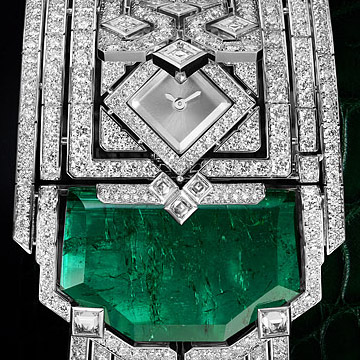 High jewelry watches SIHH