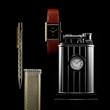 the cartier collection